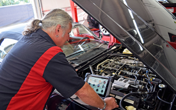 Vehicle Inspection & Repair